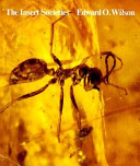 The Insect Societies book