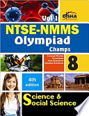 NTSE-NMMS/ OLYMPIADS Champs Class 8 Science/ Social Science Volume 1