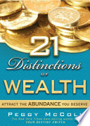 Ebook 21 Distinctions of Wealth Epub Peggy McColl Apps Read Mobile