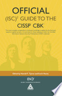 Official  ISC 2 Guide to the CISSP CBK