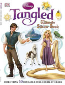 Tangled  Ultimate Sticker Book