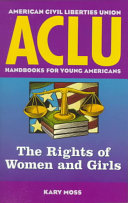Rights of Women and Girls  ACLU Handbooks for Young Americans