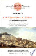 Les Ma  ons de la Creuse