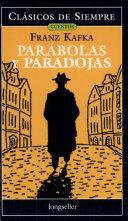 Parabolas y paradojas / Parables and Paradoxes