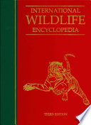 International Wildlife Encyclopedia  Index volume