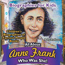 Biographies for Kids   All about Anne Frank
