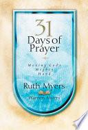 Thirty One Days of Prayer