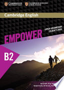 Cambridge English Empower Upper Intermediate Student s Book