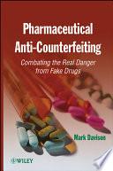 Pharmaceutical Anti Counterfeiting