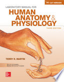 Laboratory Manual for Human Anatomy   Physiology Cat Version