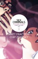 Sex Criminals Vol. 3 by Matt Fraction