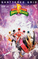 Mighty Morphin Power Rangers Shattered Grid 1