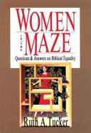 Women in the Maze To The Present Day Ruth Tucker S Book