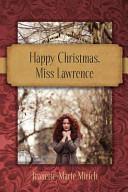 Happy Christmas, Miss Lawrence And Jockey Robin Huntington As They Race