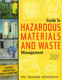 Guide To Hazardous Materials And Waste Management