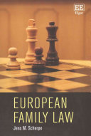 European Family Law