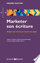 illustration Marketer son écriture