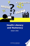 Health Literacy And Numeracy