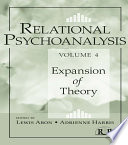 Relational Psychoanalysis  Volume 4
