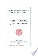 The Writings in Prose and Verse of Rudyard Kipling      The second jungle book