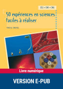 50 exp  riences en sciences faciles    r  aliser