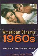 American Cinema of the 1960s Book PDF