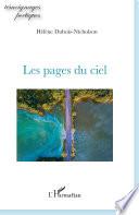 Les pages du ciel