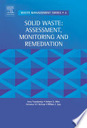 Solid Waste Assessment Monitoring And Remediation book