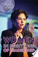 Women in Positions of Leadership