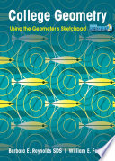 College Geometry  Using the Geometer s Sketchpad  1st Edition