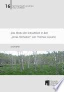 Das Motiv der Einsamkeit in den 'Jonas-Romanen' von Thomas Glavinic