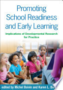 Promoting School Readiness and Early Learning