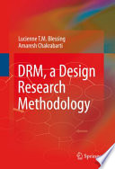 DRM  a Design Research Methodology