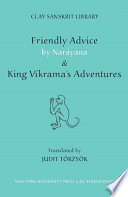 Friendly Advice By N R Ya A And King Vikrama S Adventures