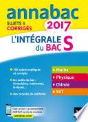 Annales Annabac 2017 L int  grale Bac S
