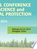 2014 International Conference on Social Science and and Environment Protection (SSEP2014)