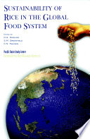 Sustainability of Rice in the Global Food System