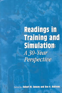 Readings in Training and Simulation