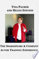 The Shakespeare   Company Actor Training Experience Book PDF