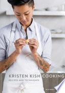 Book Kristen Kish Cooking