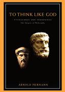 To Think Like God