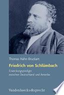 Friedrich von Schlümbach