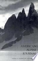 The American Alpine Journal
