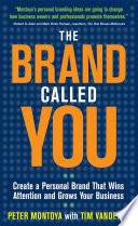 The Brand Called You  Make Your Business Stand Out in a Crowded Marketplace
