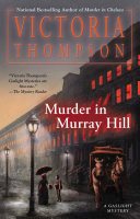 Murder In Murray Hill : forces to find a young woman...