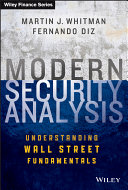 download ebook modern security analysis pdf epub