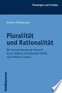 Pluralität und Rationalität