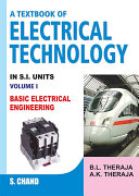 Basic electrical engineering in S I  system of units