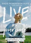 Live on Purpose Book
