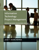 Information Technology Project Management  4th Edition
